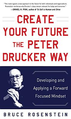 Create Your Future the Peter Drucker Way  Developing and Applying a Forward Focused Mindset