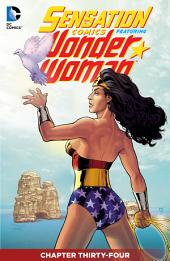 Sensation Comics Featuring Wonder Woman (2014-) #34
