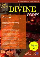 The Divine Codes- Issue2: The untimely Edition of Timely Matters