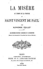 La misère au temps de la Fronde et Saint Vincent de Paul
