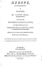Bell's British Theatre: Volume 23