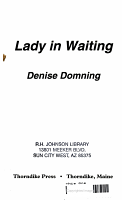 Lady in Waiting PDF