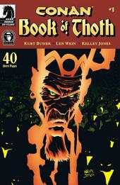 Conan: Book of Thoth #1