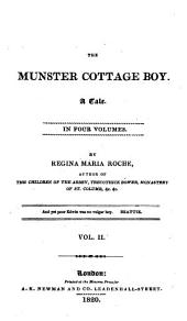 The Munster cottage boy: Volume 2
