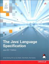 The Java Language Specification, Java SE 7 Edition