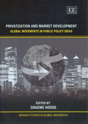 Privatization and Market Development PDF