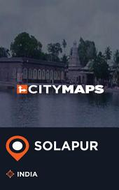 City Maps Solapur India