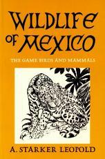 Wildlife of Mexico PDF