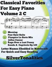 Classical Favorites for Easy Piano Volume 2 C