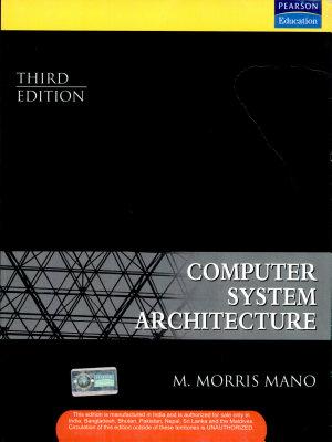 Computer System Architecture PDF