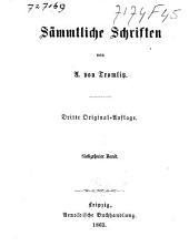 Sämmtliche Schriften: Band 17