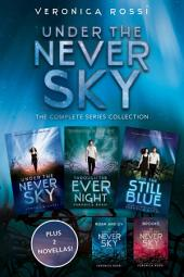 Under the Never Sky: The Complete Series Collection: Under the Never Sky, Roar and Liv, Through the Ever Night, Brooke, Into the Still Blue