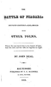 The Battle of Niagara:: With Other Poems