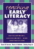 Teaching Early Literacy PDF