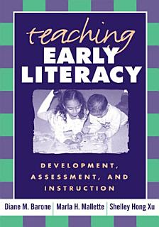 Teaching Early Literacy Book