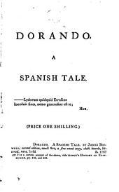 Dorando: A Spanish Tale, Volume 1