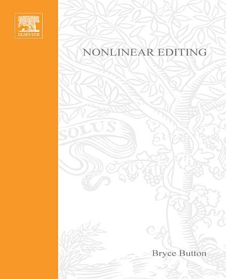 Nonlinear Editing PDF