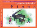 Alfred s Basic Piano Lesson Book  Level 1A PDF