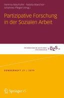 Partizipative Forschung in der Sozialen Arbeit PDF