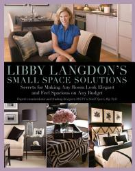 Libby Langdon S Small Space Solutions Book PDF