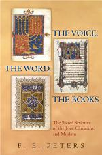 The Voice, the Word, the Books