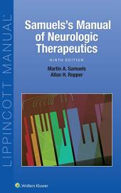 Samuel's Manual of Neurologic Therapeutics: Edition 9