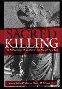 Sacred Killing PDF