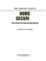The Complete Guide to Home Security PDF