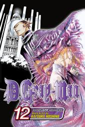 D.Gray-man, Vol. 12: Fight to the Debt