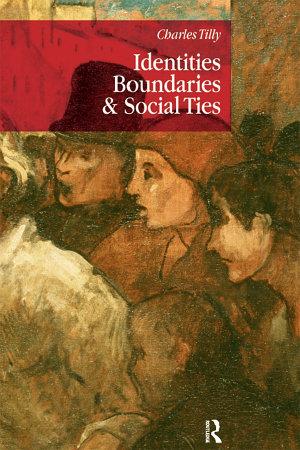 Identities  Boundaries and Social Ties