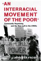An Interracial Movement of the Poor PDF