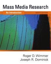 Mass Media Research  An Introduction PDF