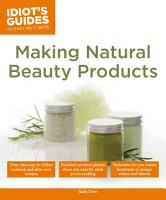 Making Natural Beauty Products PDF