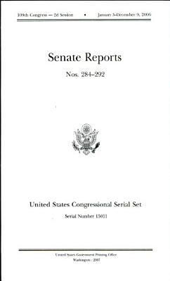 Senate Report PDF