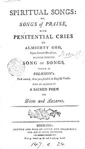 Spiritual songs, or