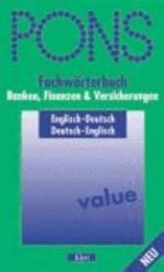 PONS Fachwörterbuch Banken, Finanzen und Versicherungen