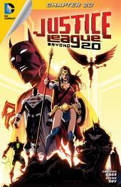 Justice League Beyond 2.0 (2013- ) #20