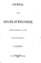 Journal of the Senate of Wisconsin