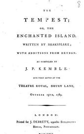 The Tempest: Or, The Enchanted Island