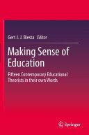 Making Sense of Education