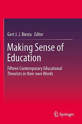 Making Sense of Education PDF
