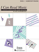 I Can Read Music  Book 2  Elementary Reading