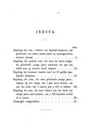 Rekenboek ter behandeling van de samengestelde interestrekening zonder logarithmen: Volume 1
