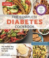 The Complete Diabetes Cookbook PDF