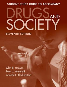 Drugs and Society Student Study Guide PDF