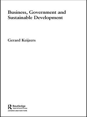 Business  Government and Sustainable Development PDF