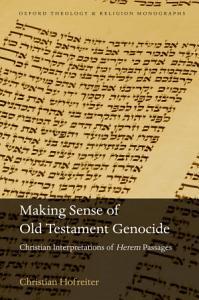 Making Sense of Old Testament Genocide PDF