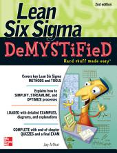 Lean Six Sigma Demystified, Second Edition: Edition 2