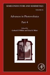 Advances in Photovoltaics:: Part 4