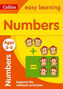 Collins Easy Learning Preschool   Numbers Ages 3 5  New Edition